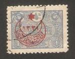 Stamps Turkey -  edificio de correos en Estambúl