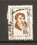 Sellos de America - Argentina -  Manuel Belgrano.