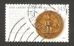 Sellos del Mundo : Europa : Alemania : 650 anivº de la bula de oro de Carlos IV