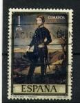 Sellos de Europa - España -  el niño florez-madrazo