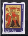 Sellos de Europa - España -  Edifil  3319   Museo de Naipes