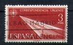 Sellos del Mundo : Europa : España : Correspondencia urgente- Alegoria