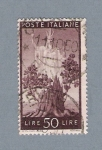 Stamps Italy -  Roma