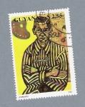 Sellos del Mundo : America : Guyana : Joan Miro