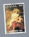 Sellos del Mundo : America : Guyana : Rubens