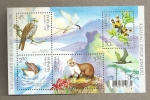 Stamps Europe - Ukraine -  Fauna ucraniana