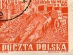 Stamps : Europe : Poland :  plan 6 letni to