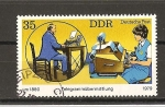 Stamps Germany -  DDR.