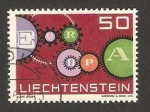 Stamps : Europe : Liechtenstein :  364 - Europa