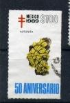 Sellos de America - México -  50 aniversario