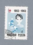 Sellos de Europa - Hungría -  Medicamentos