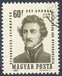 Stamps Hungary -  Fay Andras 1786-1864