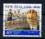 Sellos del Mundo : Oceania : Nueva_Zelanda : j. e. (jack) lovelock 1910-1949