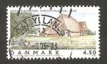 Stamps Denmark -  casa danesa