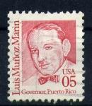 Stamps America - United States -  luis muñoz marin