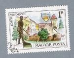 Sellos de Europa - Hungría -  Pueblo