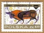Sellos de Europa - Polonia -  Arte Antiguo Museo Narodowe