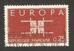 Sellos del Mundo : Europa : Francia :  1396 - Europa Cept