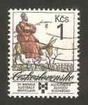 Stamps Czechoslovakia -  XII bienal de las ilustraciones en bratislava
