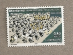 Stamps Luxembourg -  Orquesta Filarmónica Luxemburgo