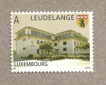 Stamps Luxembourg -  Leudelange