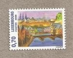 Sellos de Europa - Luxemburgo -  Paisaje