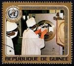 Stamps Guinea -  25 Aniversario de la Organizaciòn Mundial de la Salud.