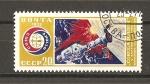 Stamps Russia -  Espacio.