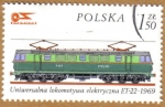 Stamps Europe - Poland -  Locomotora Electrica ET-22