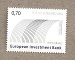Stamps Luxembourg -  50 Aniv. Banco Europe de Inversión