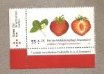 Stamps Germany -  Fresa