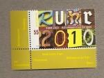 Sellos de Europa - Alemania -  Ruhr,capital cultura 2010