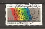 Sellos de Europa - Alemania -  Centenario de los Premios Nobel Alemanes.