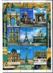Sellos del Mundo : Africa : Madagascar : Philex France 99 2-11 Juillet 1999  PARIS  FRANCE