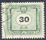 Sellos de Europa - Hungría -  1903-1953