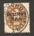 Stamps Germany -  66 - León heráldico