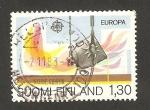 Sellos de Europa - Finlandia -  europa cept