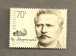 Stamps Europe - Ukraine -  Personaje