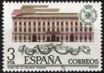 Sellos de Europa - España -  2327 Aduanas. Casa de la Aduana, Madrid.