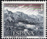 Stamps Spain -  2337 Paradores Nacionales. P. de la Cruz de Tejeda, Gran Canaria.