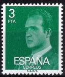 Stamps Spain -  2346 Juan Carlos I.