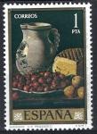 Sellos de Europa - España -  2360 Bodegones de Luis Eugenio Menéndez.