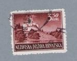 Stamps Europe - Croatia -  Nezavisna drzava Hrvatska