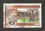 Stamps Venezuela -  mas campos deportivos