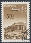 Stamps Hungary -  Atenas