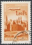 Sellos de Europa - Hungría -  El Cairo