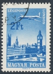 Stamps Europe - Hungary -  Londres