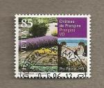Sellos de Europa - Suiza -  Castillo de Prangins