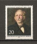 Sellos de Europa - Alemania -  Aniversario del nacimiento de  Theodor Fontane.