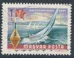 Stamps of the world : Hungary :  Balatonalmadi Part
